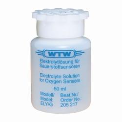 Elektrolytlösung für Sauerstoffelektroden