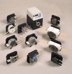 Einkanal-Pumpenköpfe für BVP-Standard/Process und MCP-Standard/Process Antriebe