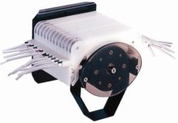 Multikanal-Pumpenköpfe mit Snap-In-Kassetten für BVP-Standard/Process und MCP-Standard/Process Antriebe