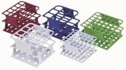 Reagenzglasgestell one rack® POM/PP