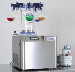 Laborgefriertrockner VaCo 2