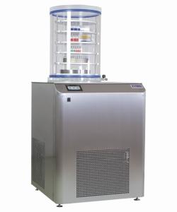 Laborgefriertrockner VaCo 10