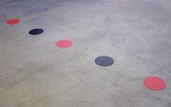 Bodenmarkierungen DuraStripe<SUP>®</SUP> Xtreme, Kreise