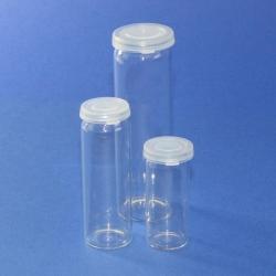 Rollrandgläser, Kalk-Soda-Glas mit Schnappdeckel PE