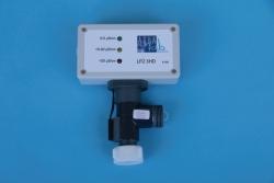 Leitfähigkeitsüberwachungsgerät 3HD, durchflussgesteuert Faust Laborbedarf AG Onlineshop