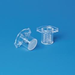 BRANDplates® Single Insert, 13 mm glattwandig oder mit Einlasskanälen