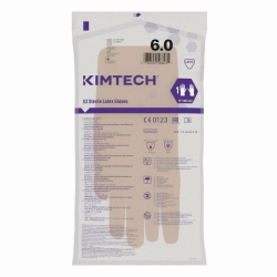 Reinraum-Handschuhe Kimtech™ G3, Latex, steril
