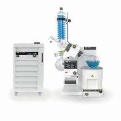 Rotavapor® R-300 System mit Interface I-300 und Umlaufkühler F-305 Faust Laborbedarf AG Onlineshop