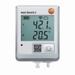 Funk-Temperatur-Feuchtelogger testo Saveris 2-H2