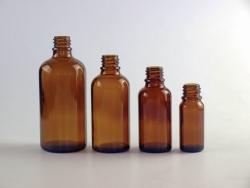 Tropfflaschen, Pipettenflaschen, Braunglas