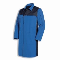 Berufsmantel Herren Typ 16282, blau