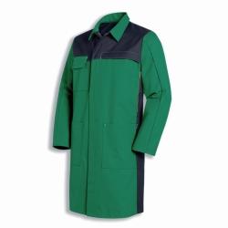 Berufsmantel Herren Typ 16283, grün