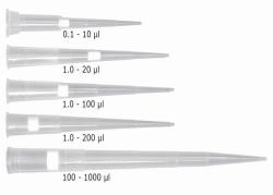 LLG-Low Retention Filterspitzen, steril