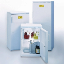 Laborkühlschränke mit explosionsgeschütztem Innenraum, bis +1 °C