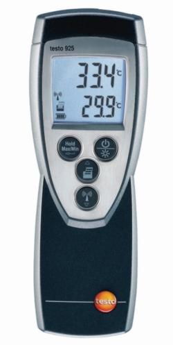 Temperaturmessgerät, digital, testo 922