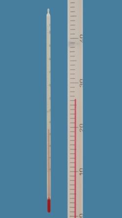 Allgebrauchsthermometer, Stabform