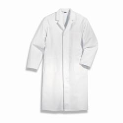 Labormantel Herren Typ 98308, 100 % Baumwolle