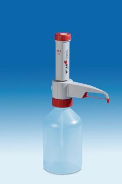 Flaschenaufsatz-Dispenser VITLAB® SIMPLEX2 FIX