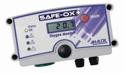 Gaswarngerät Safe-Ox+™