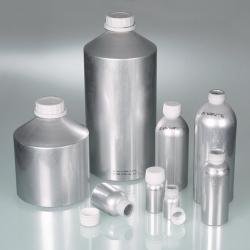 Aluminium-Flaschen, mit UN-Zulassung