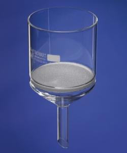 Filternutschen, Borosilikatglas 3.3