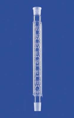 Kolonnen nach Vigreux, mit angeschmolzenem Vakuummantel, DURAN<sup>®</sup>-Rohr