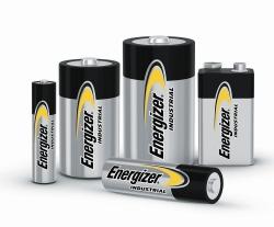Batterien, Alkaline Energizer<sup>®</sup> Industrial