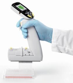 Elektronische Mehrkanal-Mikroliterpipetten E1-ClipTip™ Equalizer, variabel