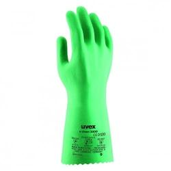 Chemikalienschutzhandschuh uvex u-chem 3000, NBR