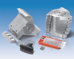 Rotoren und Auffangbehälter SM 100 / 200 / 300