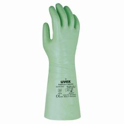 Chemikalienschutzhandschuh uvex Rubiflex S/Rubiflex S, lang, NBR