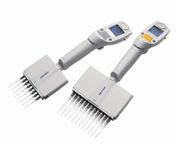 Elektronische Mehrkanal-Mikroliterpipetten Eppendorf Xplorer® plus, variabel