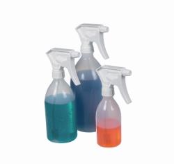 Sprühflasche Turn'n'Spray mit Überkopfventil,  PE / PP