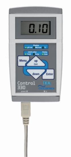 Digitale Leitfähigkeitsmessgeräte Control 330