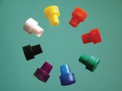 Kappen für 3- und 5-mm-NMR- und EPR-Röhrchen